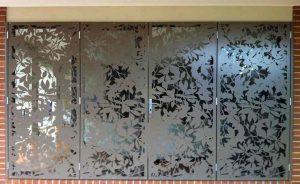 jasa pembuatan dan pemasangan pintu custom motif pengaplikasian-pintu-lipat-patriot-1
